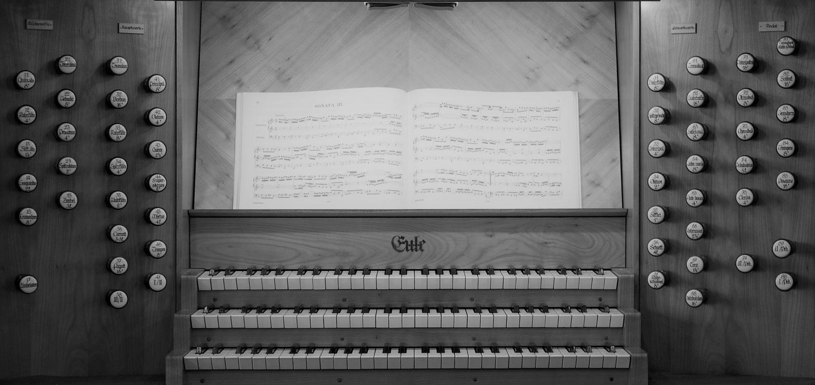 Kirchenmusik in Sachsen. Was gibt es Neues?